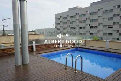 Apartment in Barcelona with terrace in Sant Gervasi